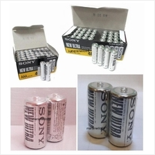SONY Ultra AA,AAA,C & D Size Batteries.Clearance Sale!