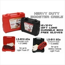 CARFIT MegaThick HeavyDuty Battery Booster Cable Engine Jump Start KIT