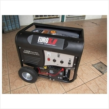 Euro X 7.0kW Premium Gasoline Generator with Electric Start