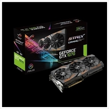 # ASUS ROG GeForce® STRIX-GTX1070-O8G-GAMING # 1860 MHz