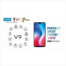 VIVO V9 [24MP Selfie Camera, 64GB ROM, 4GB RAM] - Vivo Msia Warranty