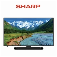 Sharp 32' WXGA LED TV LC32LE260M 2 years warranty