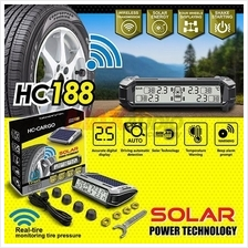 SOLAR POWER TECHNOLOGY Real Time Tire Pressure Monitoring System TPMS