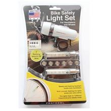 Bike Safety Light Set