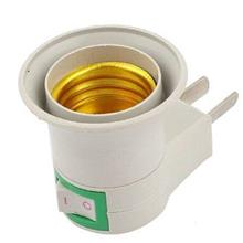 E27 Wall Socket Lamp Bulb Holder