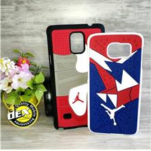 Basketball Air JORDAN Fashion Case Samsung Galaxy Note 3 4 5 S6 Edge