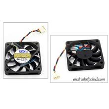 AVC DA06010B12U Cooling FAN 60*60mm*10mm 12V 4-Pin 0.4A 4P CPU Casing
