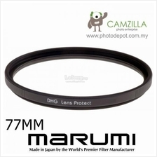 MARUMI DHG LENS PROTECT FILTER 77mm