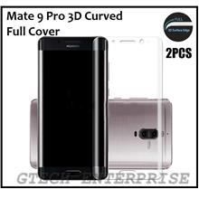 Huawei Mate 9 Pro 1+1 3D Curved Full Cover Soft PET Screen Protector