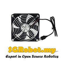USB 1200RPM 120MM 12CM Cooling Fan For LCD TV Android Box Router