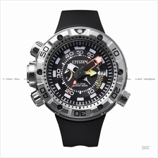 CITIZEN . BN2021-03E . Promaster . M . Eco-Drive . Aqualand RSB Black
