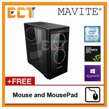 (2018 Latest) Mavite B3 Exclusive Forge Budget Basic Gaming Desktop PC