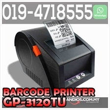 GPrinter GP-3120TU Barcode Label Thermal Printer Office warehouse