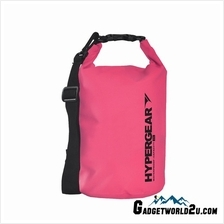 Hypergear Adventure Dry Bag Water Resistant 10 Liter - Vibrant Pink