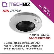 HIKVISION DS-2CC52H1T-FITS 5MP IR Fisheye CCTV Camera