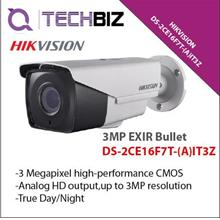 HIKVISION DS-2CE16F7T-(A)IT3Z 3MP WDR Motorized VF EXIR Bullet Camera
