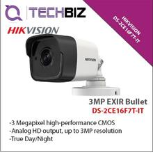 HIKVISION DS-2CE16F7T-IT 3MP WDR EXIR Bullet CCTV Camera