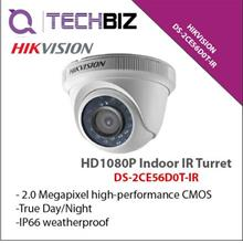 HIKVISION DS-2CE56D0T-IR HD1080P Indoor IR Turret Camera