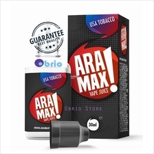 ARAMAX USA Tobacco 30ml vape ejuice eliquid liqua