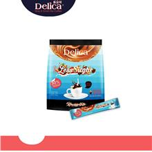Delica 3 in 1 Ipoh White Coffee - Less Sugar (15 sachets x 32g))