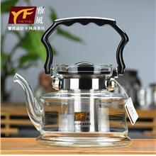 CLEARANCE!!! YaFeng 1200ml Heat-resisting Clear Classic Glass Teapot