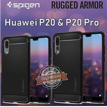 Original Spigen Rugged Armor Huawei P20 / P20 Pro case cover