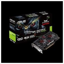 ASUS Strix Gaming GeForce® GTX 1050 Ti 1050ti OC edition 4GB GDDR5