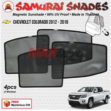 CHEVROLET COLORADO 2012 - 2017 SMART SHADE UV Proof Clip On Sun Shade