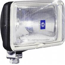 HELLA COMET 550 Spot Light with H3 Halogen Bulb (White) [1 Pair]