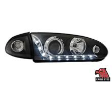 EAGLE EYES PROTON WIRA '93-'06 PROJECTOR STARLINE HEAD LAMP[HL-059-4]