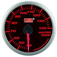 AUTOGAUGE 60mm Super Amber and White Water Temp Meter  [307]