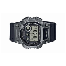 Casio Men Digital Vibration Alarm W-735H-1A3VDF