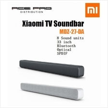 XIAOMI Mi Soundbar - Bluetooth playback, 8 Sound Unit TV Speaker Bar