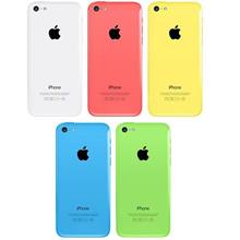 BSS Iphone 5C Housing Back Battery Cover + Middle Frame Bezel