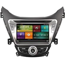 HYUNDAI ELANTRA MD 10-14 DYNAVIN 8' Double Din Mirror Link DVD Player