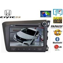 HONDA CIVIC FB 2012-15 DLAA 8' Double Din DVD GPS TV MP3 SD USB Player