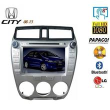HONDA CITY 2009-13 8' Full HD Double Din DVD VCD MP3 USB SD TV Player