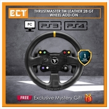 Thrustmaster TM Leather 28 GT Wheel Add-On - For PC, PS3, PS4 and XOne