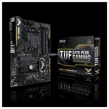 # ASUS TUF X470-PLUS GAMING ATX Motherboard # AMD AM4