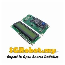 Arduino Serial IIC I2C LCD1602 Liquid Crystal Display Module - Green
