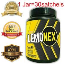 LEMONEX FAT BURNER / LEMONEX ADVANCE ~ 1 BOTOL ~ FREE POS