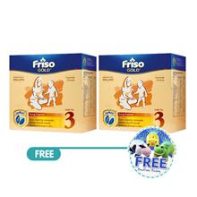 Friso Gold Young Explorer Step 3 (1.2kg) - Twin Pack (Expiry Date: 20/