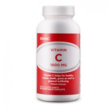 GNC Vitamin C 1000mg with Bioflavonoids (90 Tabs))