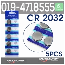 Panasonic CR2032 2032 ECR2032 3V Button Coin Cell Battery Genuine