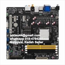 Asus M4A78-HTPC Socket AM2 AM2+ AM3 Motherboard for AMD CPU Processor