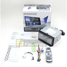 KENWOOD DMX7018BT 7 Mechless Waze Nav-App Weblink Bluetooth Double DI