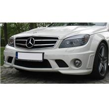 Mercedes C-Class W204 AMG C63 Style Full Set Body Kit PP Material Taiw