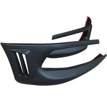 Mercedes C-Class W204 AMG Style Front Bumper Side Skirt PUR (W204-BK01
