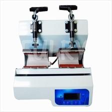 Double Station Mug Press Machine + Epson Sublimation Printer (4 or 6 C