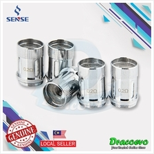 Sense Cyclone Sub Ohm Replacement Coil 5pcs 0.2 Ohm SS316L
